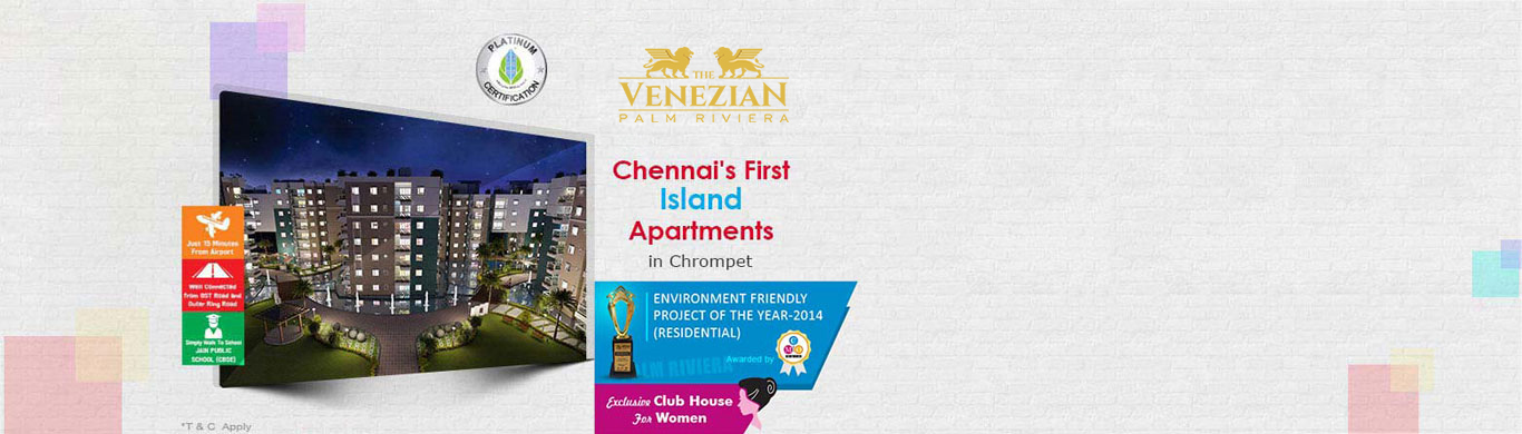 new real estate projects in chennai